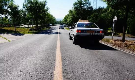 科目三丨靠边停车&通过路口
